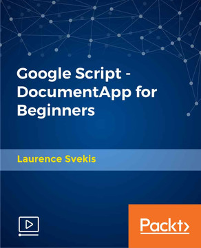Google Script - DocumentApp for Beginners
