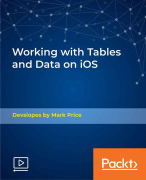 Working with Tables and Data on iOS