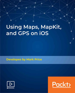 Using Maps, MapKit, and GPS on iOS