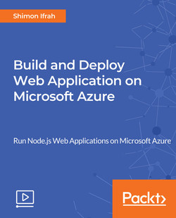 Build and Deploy Web Application on Microsoft Azure