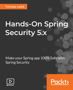 Hands-On Spring Security 5.x