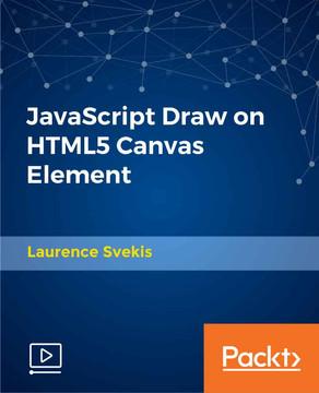 JavaScript Draw on HTML5 Canvas Element