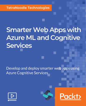 Smarter Web Apps with Azure ML and Cognitive Services