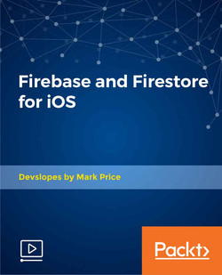 Firebase and Firestore for iOS