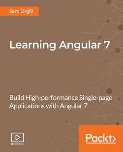 Learning Angular 7