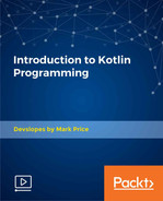 Cover of Introduction to Kotlin Programming