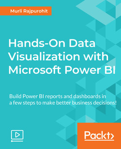 Hands-On Data Visualization with Microsoft Power BI