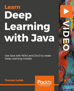 Deep Learning with Java
