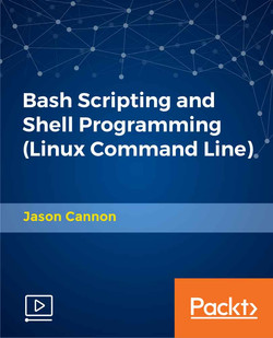 Bash Scripting and Shell Programming (Linux Command Line)