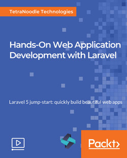 Hands-On Web Application Development with Laravel