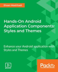 Hands-On Android Application Components: Styles and Themes