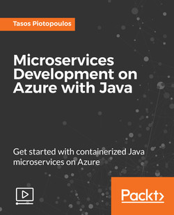 Microservices Development on Azure with Java