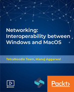 Cover of Networking: Interoperability between Windows and MacOS