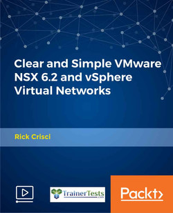 Clear and Simple VMware NSX 6.2 and vSphere Virtual Networks
