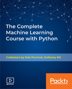 The Complete Machine Learning Course with Python