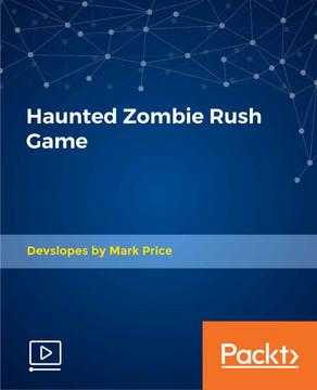 Haunted Zombie Rush Game