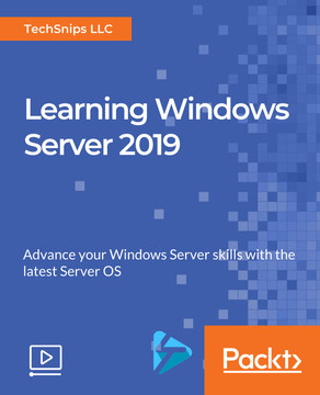 Learning Windows Server 2019
