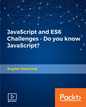JavaScript and ES6 Challenges - Do you know JavaScript?