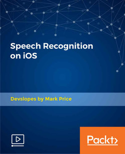 Speech Recognition on iOS