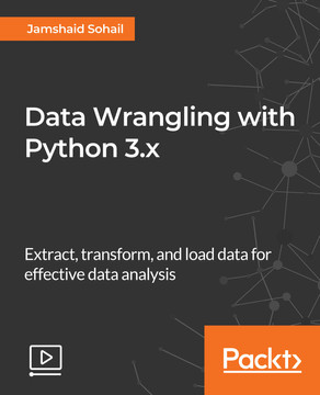 Data Wrangling with Python 3.x