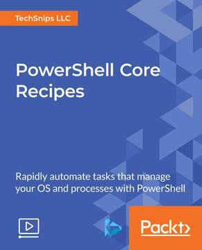 PowerShell Core Recipes
