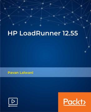 HP LoadRunner 12.55