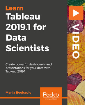 Tableau 2019.1 for Data Scientists