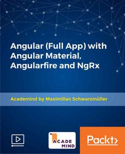 Angular (Full App) with Angular Material, Angularfire and NgRx