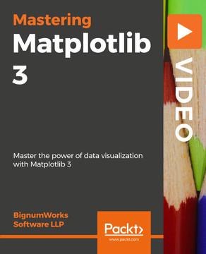 Mastering Matplotlib 3