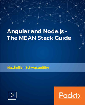 Angular and Node js - The MEAN Stack Guide [Video]