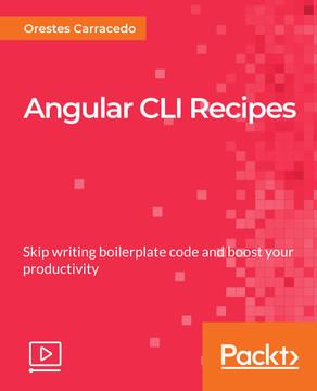 Angular CLI Recipes