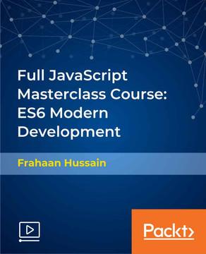 Full JavaScript Masterclass Course: ES6 Modern Development