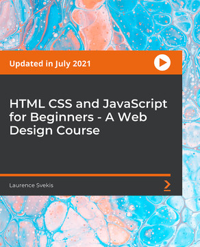 HTML CSS and JavaScript for Beginners - A Web Design Course