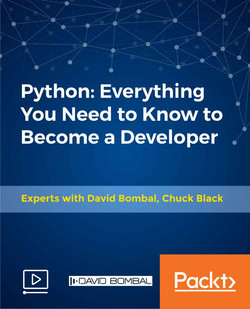 Python: Everything You Need to Know to Become a Developer