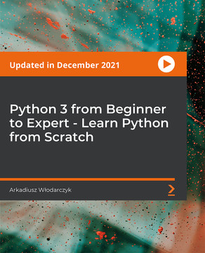 Python for Beginners: Learn Python from Scratch