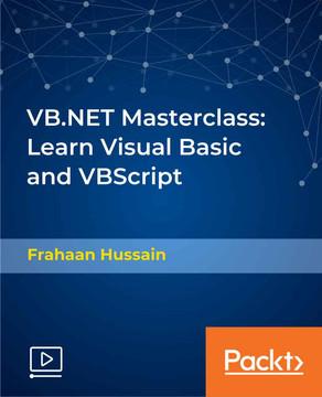VB.NET Masterclass: Learn Visual Basic and VBScript