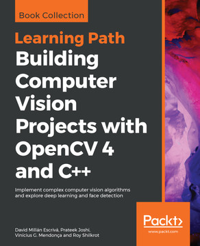 Building Computer Vision Projects with OpenCV 4 and C++ [Book]