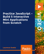 Practice JavaScript - Build 5 Interactive Mini Applications from Scratch