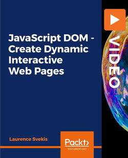 JavaScript DOM - Create Dynamic Interactive Web Pages