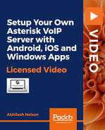 Setup Your Own Asterisk VoIP Server with Android, iOS & Windows Apps
