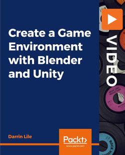 Create a Game Environment with Blender and Unity