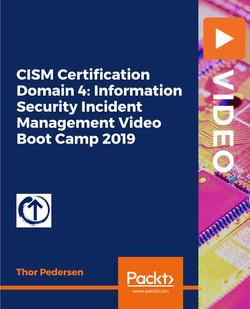 CISM Certification Domain 4: Information Security Incident Management Video Boot Camp 2019