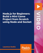 Node.js for Beginners: Build a Mini Game Project from Scratch using Node and Socket