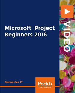 Microsoft Project Beginners 2016