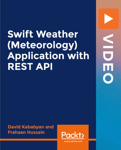 Swift Weather (Meteorology) Application with REST API