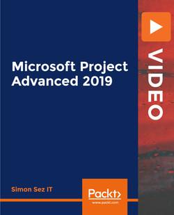 Microsoft Project Advanced 2019