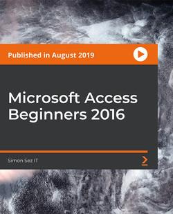 Microsoft Access Beginners 2016