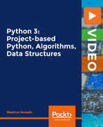 Python 3: Project-based Python, Algorithms, Data Structures