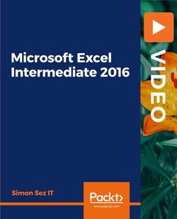 Microsoft Excel Intermediate 2016