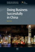 Cover of Doing Business Successfully in China